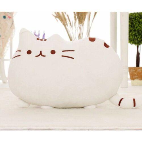 Pusheen a macska plüss párna- Fehér