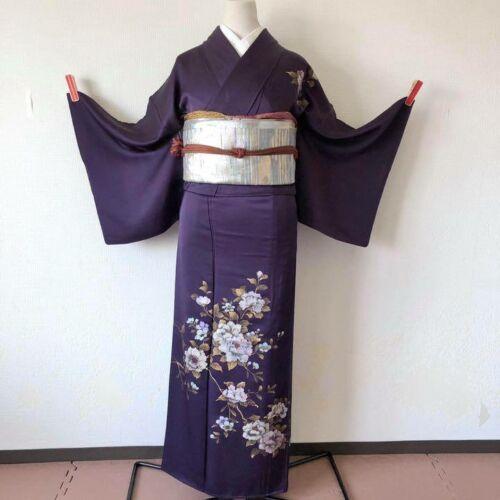 selyem kimono kiotóból
