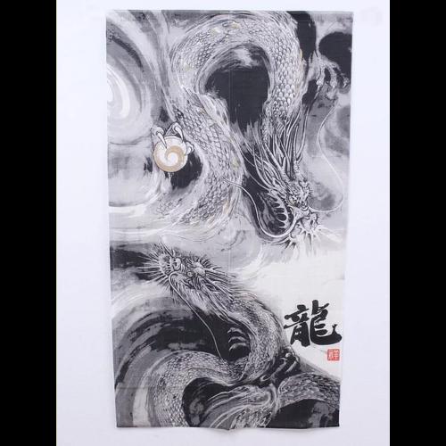 sárkány japán noren
