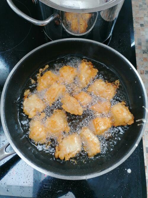 karaage japán sült csirke recept