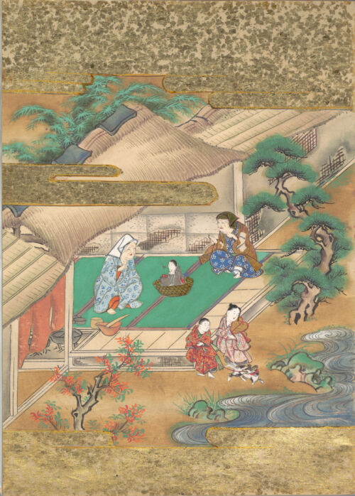 kaguyahime mese japán monda legenda