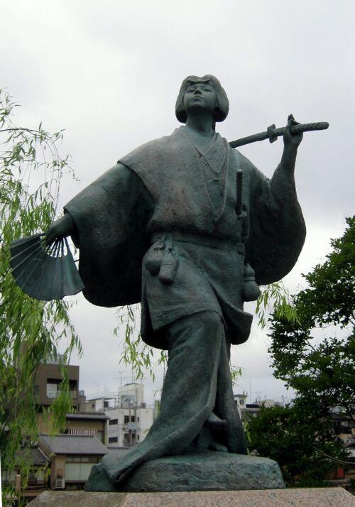 okuni izumo kabuki
