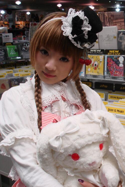sweet lolita japan divat