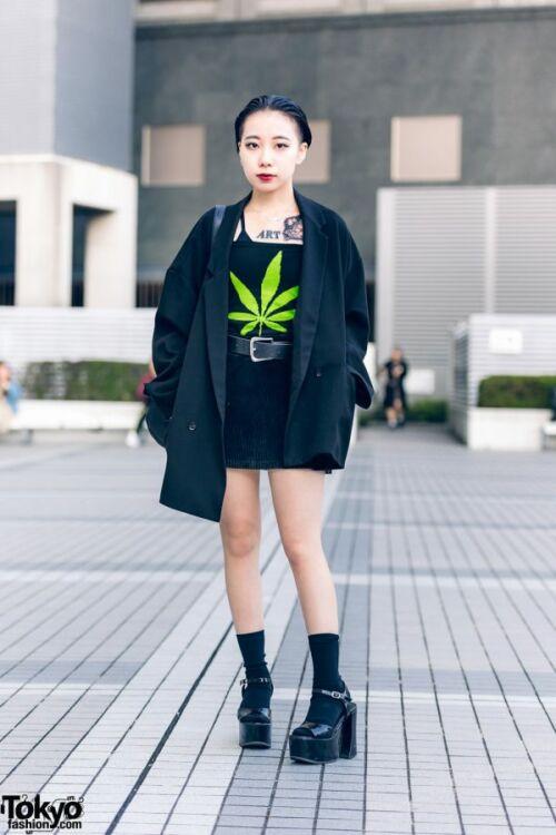 tokyo fashion japán divat